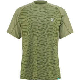 NRS H2Core Silkweight Shortsleeve Shirt Men olive